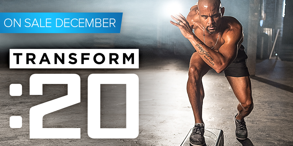Transform 20 Shaun T's New Workout Program - Tasia Verno